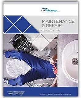 Handyman Maintenance and Repair Cost Estimator