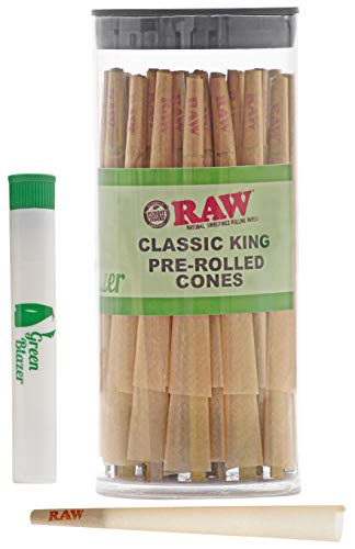 Raw Pre-Rolled Cones Classic Kin...