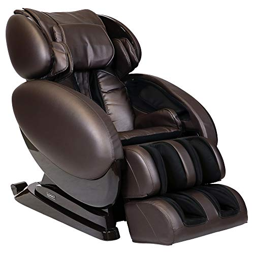 Infinity IT-8500 X3 - Full Body Zero Gravity 3D Massage Chair - Featuring Air Compression,...
