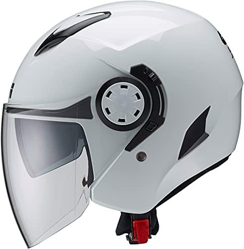 Givi HPS 12.3 Stratos DEMI-Jet-Helm, Weiß, S