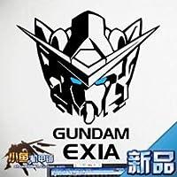 ステッカー GUNDAM EXIA ガンダム インテリア 痛車