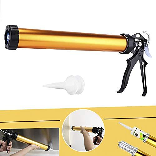 Sealant Sausage Caulking Gun Aluminium-600ml/20oz -...
