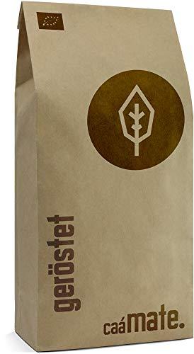 Mate Tee geröstet BIO 400g ● yerba mate tee ● bio, fairtrade, luftgetrocknet