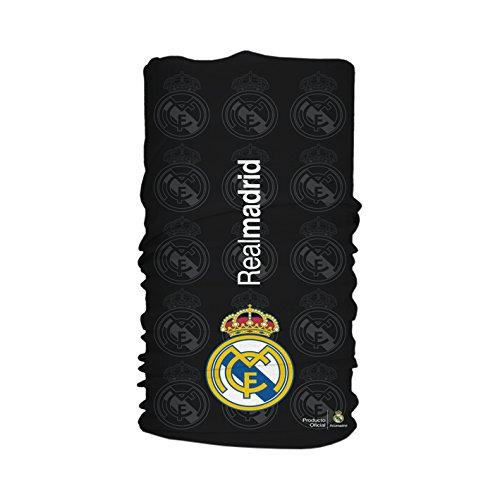 Wind Xtreme 1505 Madrid Black Tour de Cou Unisexe Multicolore, Taille Unique