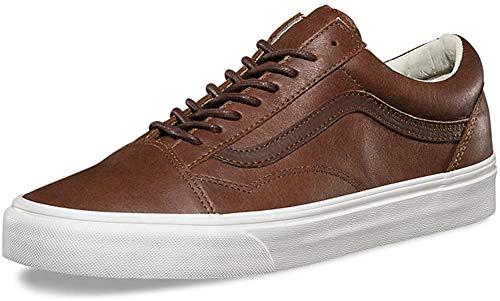 Vans Mens Old Skool Shoes LEATHEDR DACHAUND Soil Size 7