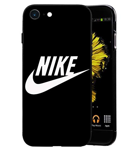 Just Do It - Carcasa para iPhone 5 y 5S, diseño con logo de Just Do It