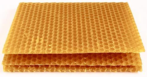 Cera de abeja natural (65gr.) de nuestras propias colmenas. Origen España 100%. Especial para hacer cremas, pomadas, ungüentos, jabones, velas, etc.