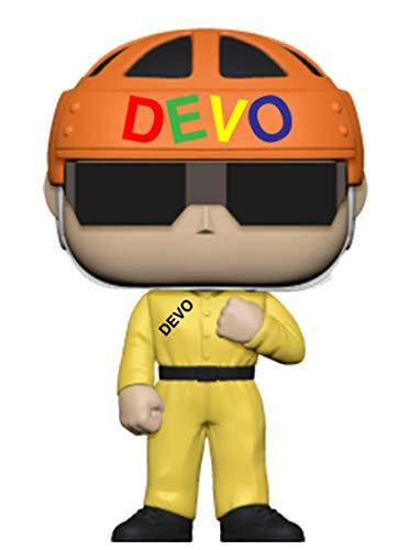 Funko Pop! Rocks: Devo - Satisfaction (Yellow Suit)
