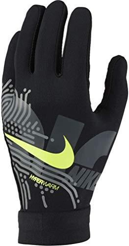 Nike Herren Academy HPRWRM-HO20 Handschuhe, Black/White/Volt, M