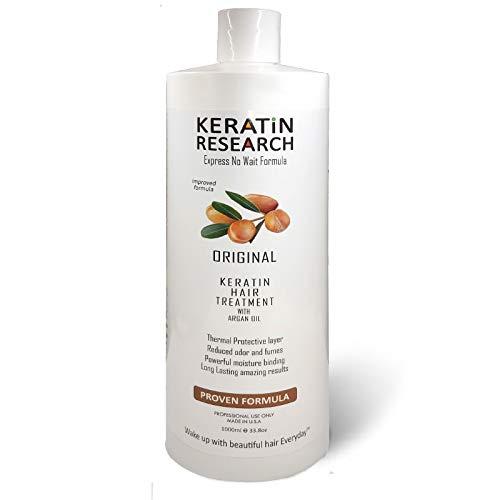 Brazilian Keratin Hair Blowout Treatment 1000ml Professional Complex Bottle Queratina Keratina Brasilera Tratamiento