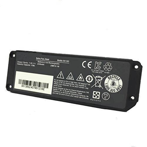 Backupower Ersatz Akku Batterie 061384 061385 061386 063287 Kompatibel mit Speaker Soundlink Mini I One 7.4V 2230MmAh/17Wh