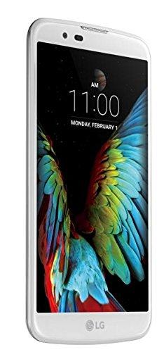 LG K10Smartphone (5,3pouces (13,5cm) Écran tactile, mémoire 16Go, Android 5.1)