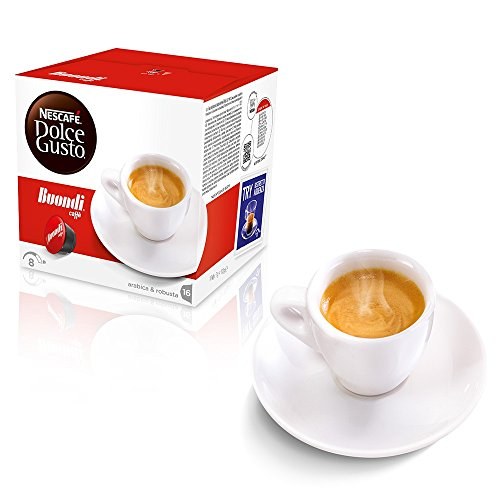 Kaffeepads Kapseln Dolce Gusto Original Nescafe 'Caffe 128 BUONDI CAFFE'