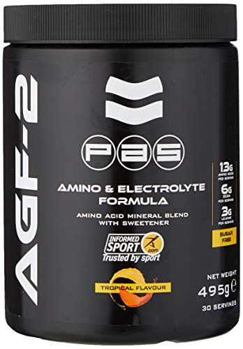 Pro Athlete Supplementation 495 g AGF-2 Amino Acid Food Supplement