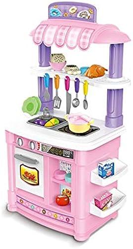 Küchenspielzeug Spielzeugsets Küche Spielen Kochset Kinderspielzeug Gehirnspiel Küchenspielsets Küche Spielset Spielzeug über 3 Jahre alt Geschenk für Kinder Spielzeugsets