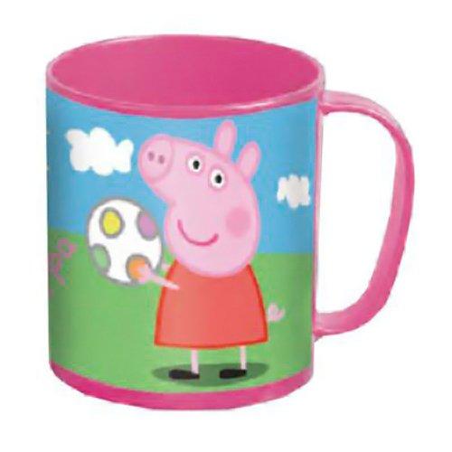 PEPPA PIG - Tasse bébé spéciale micro-ondes Peppa Pig