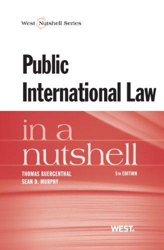 Public International Law in a Nutshell (Nutshells)