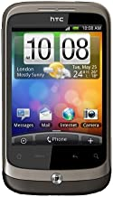 HTC Wildfire A3333 GSM Smartphone Unlocked with Android OS, 5 MP Camera and Wi-Fi - Unlocked Phone - International Version...