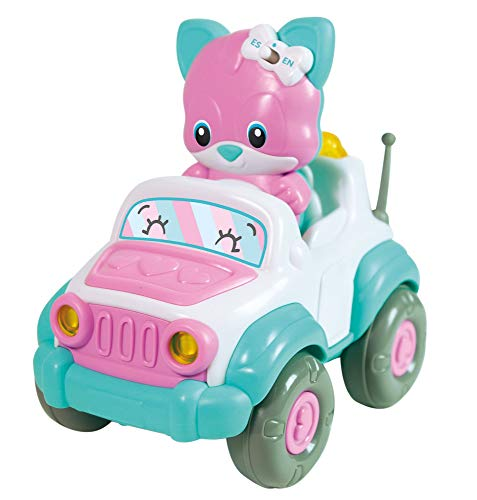 Clementoni - 61719 - Kitty RC Vehicle - Interactive And Talking Toy...