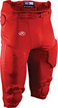 Rawlings Sporting Goods Men's D-Flexion Integrated Football Pants