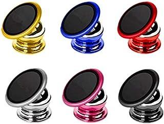 200個Top品質ユニバーサル磁気車マウントキットStickyモバイル携帯電話スタンドホルダーのロゴは、カスタマイズされた