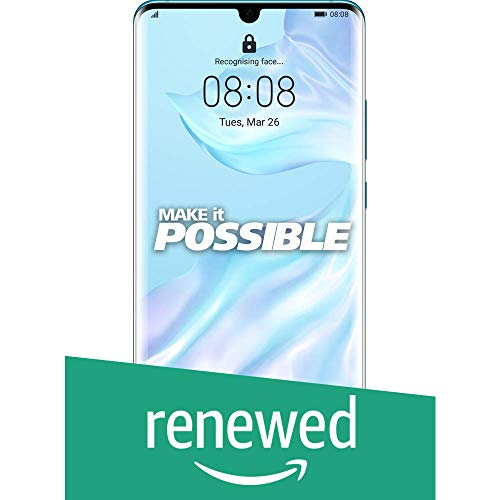 (Renewed) Huawei P30 Pro (Breathing Crystal, 8GB RAM, 256GB Storage)
