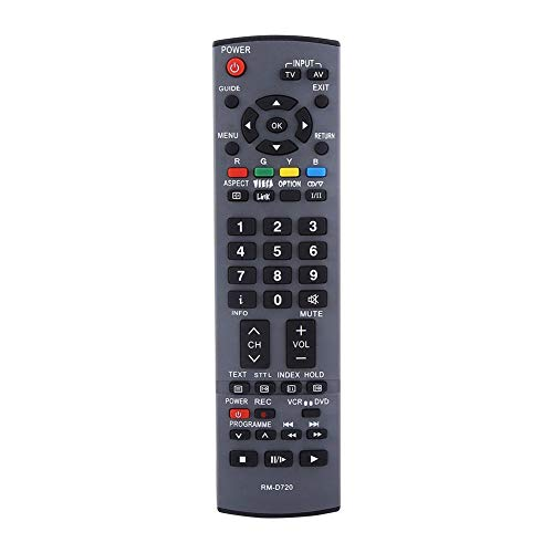 Vbestlife Mando a Distancia Reemplazo de Controlador de Control Remoto Universal para Panasonic N2QAYB000239 N2QAYB000238