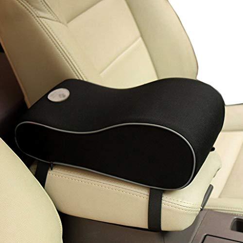 Totento Cuscino Bracciolo Auto Universale in Memory Foam Confortevole Auto Center Console Bracciolo Pillow Cuscino di Supporto per Bracciolo Auto
