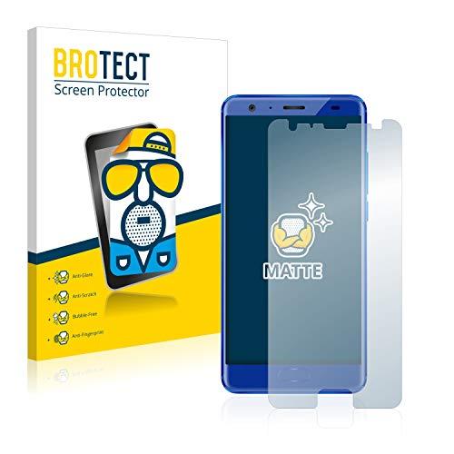 BROTECT 2X Entspiegelungs-Schutzfolie kompatibel mit Oukitel K8000 Bildschirmschutz-Folie Matt, Anti-Reflex, Anti-Fingerprint