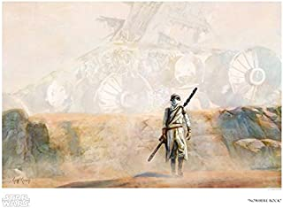 Star Wars Limited Edition Paper Giclee