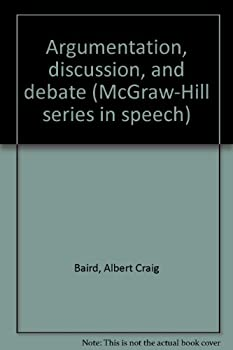 Hardcover Argumentation, Discussion, and Debate Book