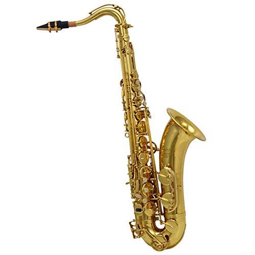 Chyuanhua Saxophon Altsaxophon 2 Farben erhältlich Geeignet für Studenten und Anfänger (Farbe : Gold, Size : One Size)