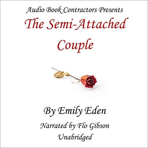 The Semi-Attached Couple audiobook cover art