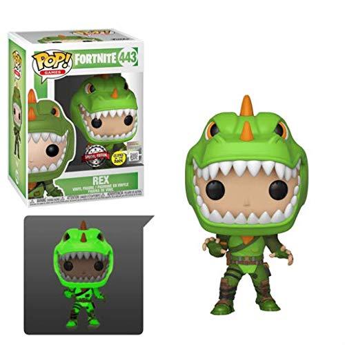 Funko Pop! Games: Fortnite - Rex (Glow In The Dark)