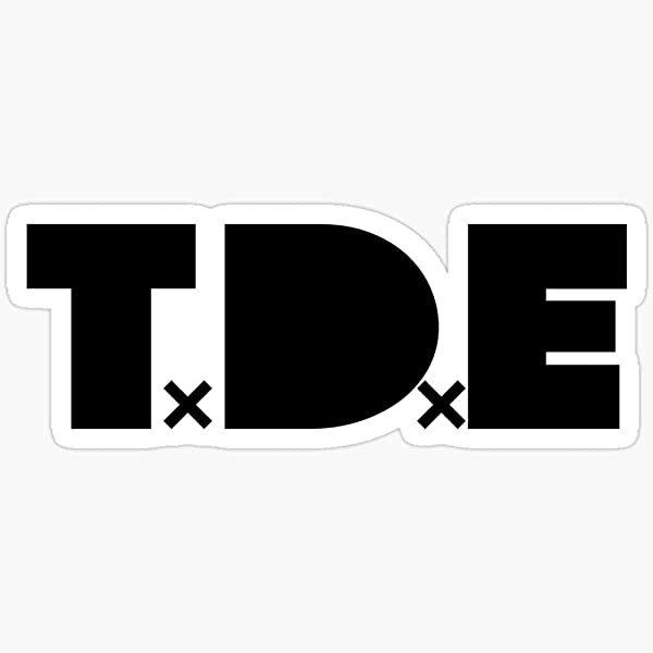 Deangelo TDE Stickers 3 Pcs Pack