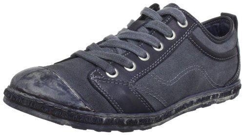 Yellow Cab Sloppy Y12093, Herren Sneaker, Schwarz (Black), EU 42