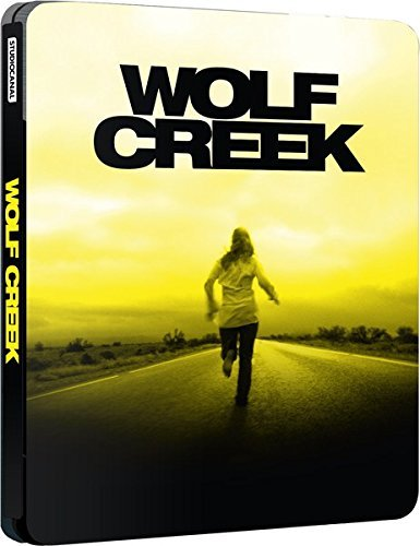 Wolf Creek UK 2015 Exclusive Ultra Limited UK SteelBook Blu-ray Exclusive Limited Edition Steelbook Only 2000 prints Sold out