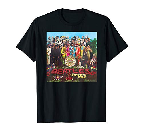 The Beatles SGT Peppers Album T-Shirt