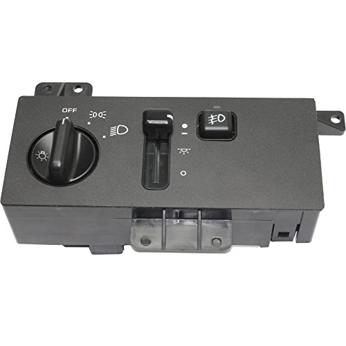 grand cherokee headlight switch - 3
