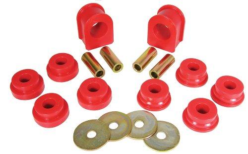 Prothane 6-1166 32mm Front Sway Bar Bushing Kit, Red
