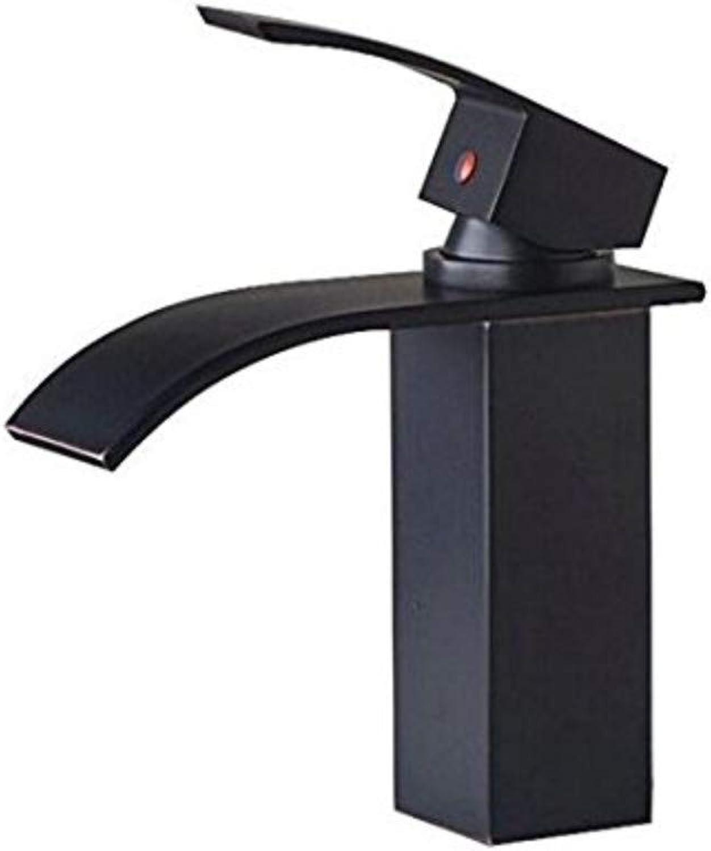 360 ° drehbarer Wasserhahn Retro Wasserhahn Waschbecken Wasserhahn Bronze Mixer Wasserhahn Deck Montiert Schwarzes Becken Waschbecken Mischbatterie