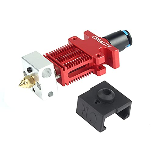 Hot End Extruder Kit,Extruder Print Head for CR-6 SE/CR-5 Pro, Durable Rigid High-Precision 3D Printer Accessories