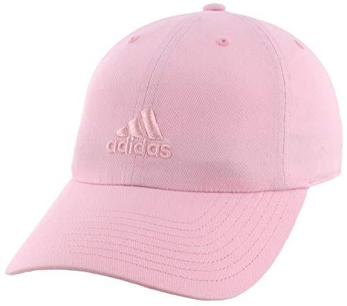 adidas Saturday Gorra para Mujer, Mujer, Gorro/Sombrero, 5147132, Rosa Verdadero, Talla única