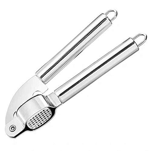 ZTMN Knoblauchpressgerät, Knoblauchpressgerät, Knoblauchpressgerät, Knoblauchrührer, Küche, Home Manual-Small Garlic Press
