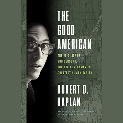 The Good American cover art