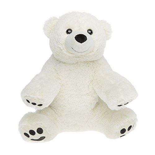 Cuddly Soft 16 inch Stuffed The Polar Bear...We Stuff 'em...You Love 'em!