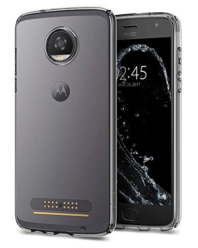 Funda Moto Z2 Play Spigen, Liquid Crystal – Slim Protection and Premium Clarity for Motorola Z2 Play…