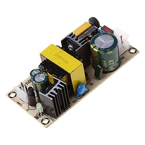 Qirun 24V 1.5A 36W Módulo de Fuente de alimentación conmutada AC 220V a DC 24V Tablero para reparación