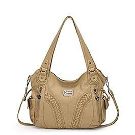KL928 sac à main femmes sacs sacs à bandoulière femmes sac à main sacs à bandoulière poignée supérieure sac Hobo souple…
