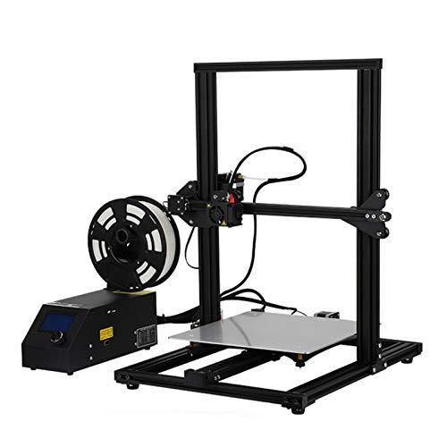 XWZ Stampante 3D, Stampante FDM 3D con Alta precisione, Stampa Grande Formato 300 * 300 * 400 mm, per la Progettazione architettonica, Giocattolo Applicazione, Industrial Design, Etc.